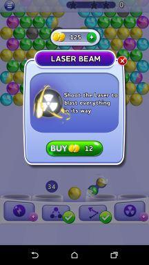 iLyon Bubble Shooter Cheats Coins