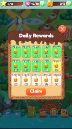 Cookies Jam 2018 Coins Cheat