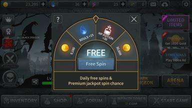 Dark Sword Unlimited Free Spins