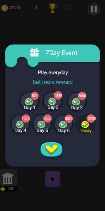 Dominoes Puzzle Cheats Coins
