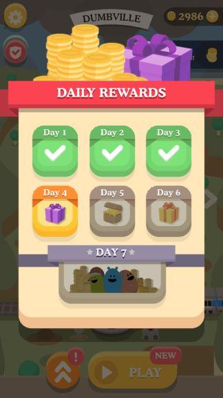 Dumb Ways To Die 3 cheat gifts