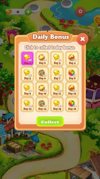Blossom Fruit Blitz cheat diamonds