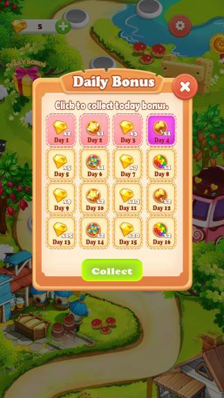 Blossom Fruit Blitz Cheat boosters