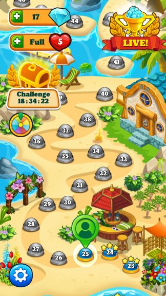 Garden Blast Game cheat lives
