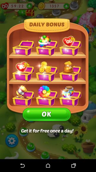 Garden Fruit Legend Game cheats bonuses