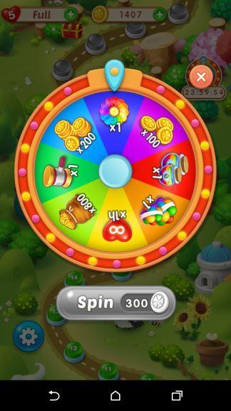 Garden Fruit Legend Game cheats spins