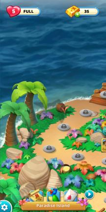 Island Adventure hearts cheats