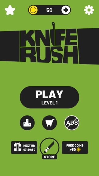 Knife Rush Game coins cheats