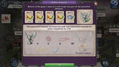 Letters From Nowhere Mystery Talisman Cheats