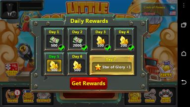 Little Commander 2 Cheats Crystals
