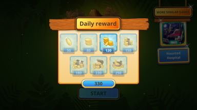 Lost World Game cheat coins