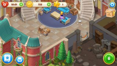 Matchington Mansion Game lives cheats