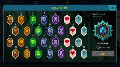Shadow Fighter Cheats gold gems