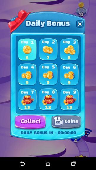Puzzle Bubble coins cheat