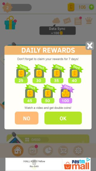 Puzzledom coins cheat