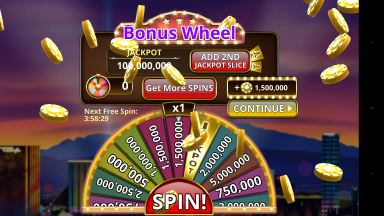 SLOTS Super Lucky Casino Chips