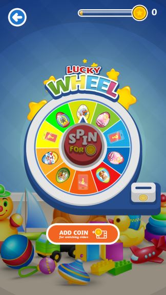 Surprise Eggs For Kids cheat lucky spins