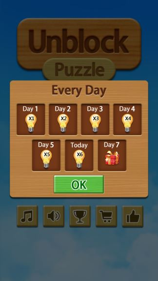 Unblock Puzzle cheat hints