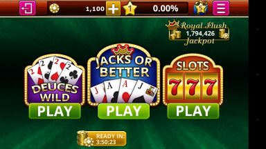Video Poker Game Cheats Chips