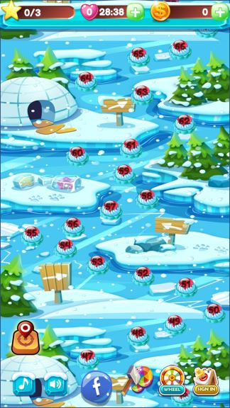 Winter Fruit Mania lives cheats