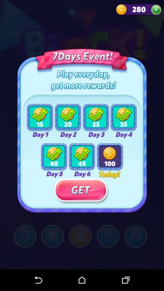Block Triangle Game Cheat coins