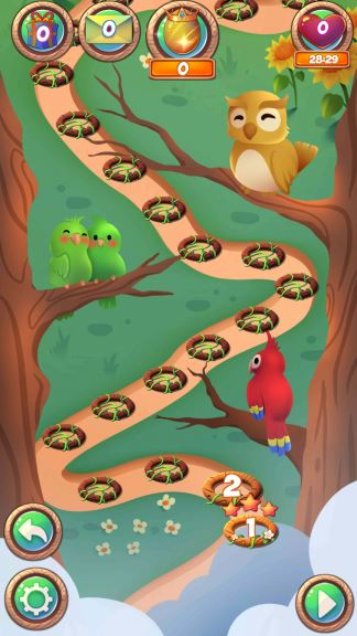 birds game cheats lives gold