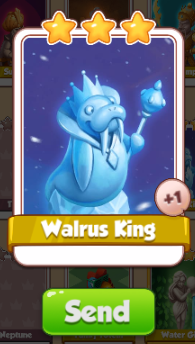 walrus-king card coin master