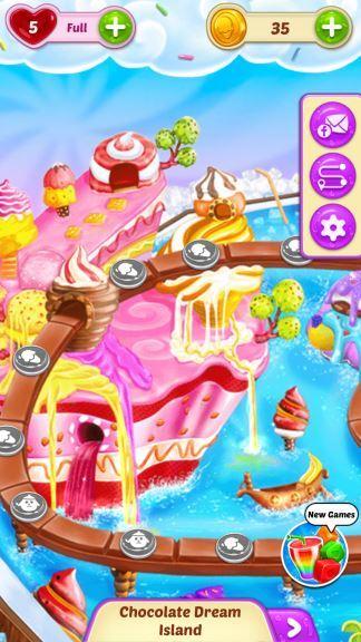 Ice Cream Paradise cheat