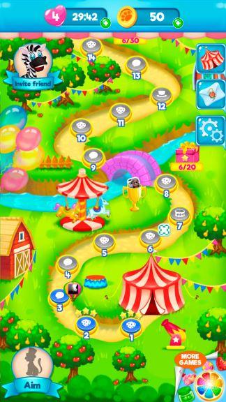 madagascar-circus unlimited