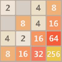 2048 charm: classic and new 2048, number puzzle game gameskip