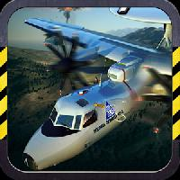 3d army plane flight simulator gameskip