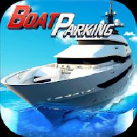 3d boat parking racing sim gameskip