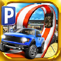 3d monster truck parking game gameskip