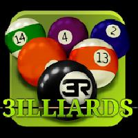 3d pool game - 3illiards gameskip