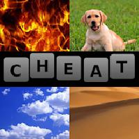 4 pics 1 word cheat allanswers gameskip