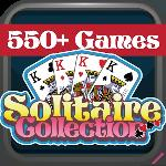 550 card games solitaire pack gameskip