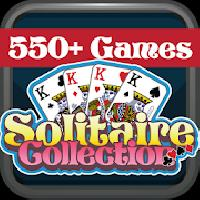 550 card games solitaire pack
