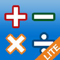 ab maths lite, fun flashcards