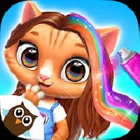 amy's animal hair salon - fluffy cats makeovers gameskip