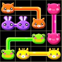 animal link flow heroes gameskip