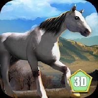 animal simulator: wild horse gameskip