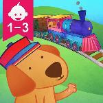 animal train for toddlers gameskip