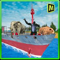 animal transport cargo ship gameskip