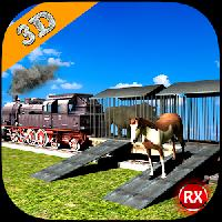 animal transport train gameskip