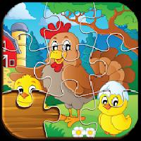 animals characters puzzle gameskip
