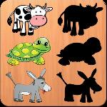animals puzzles for toddlers gameskip