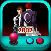arcade kof fighter 2002 gameskip
