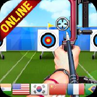 archer world cup - archery game gameskip