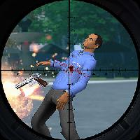 army sniper shooting war 3d
