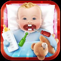 baby dentist-fun hospital game gameskip